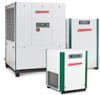 Refrigerated Air Dryers -- Non-Cycling - CRN Series - Image