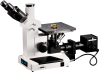 Inverted Industrial Microscope -- ViewMet™