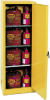 Space Saver Flammable Liquid Safety Storage Cabinets -- X245