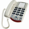 Clarity XL40D Digital Extra Loud, Big Button, Voice Amplifying Phone w/ Speakerphone