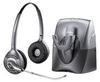 Plantronics CS361 SupraPlus Wireless Binaural Voice Tube Headset