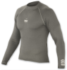 CORE Performance Work Wear™ 6443 Fleece Vest;2XL Gray -- 720476-40616