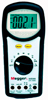 True RMS Digital Clampmeters -- DCM104R