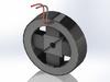Limited Angle Torque Motor -- TMR-040-25-010-4V - Image