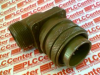 AMPHENOL 97-3108A-18-1P ( CIRCULAR CONNECTOR PLUG SIZE 18, 10 POSITION, CABLE; PRODUCT RANGE:97 SERIES; CIRCULAR CONNECTOR SHELL STYLE:RIGHT ANGLE PLUG; NO. OF CONTACTS:10CONTACTS; CIRCULAR CONTACT... -Image