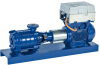 Multistage Horizontal or Vertical Centrifugal Pump -- Multitec PumpDrive