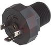 GSP 212, 2C + Ground, 1/2in NPTF conduit mount, solder termination, GSP212 -- 70050916