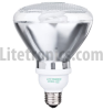 23-Watt Spiral-Lite Covered CFL PAR38 MED Flood 2700K -- L-23527P38