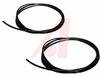 Tubing; Nylon 12; 4 mm; 2.5 mm; White; 33 in.; 1.5 MPa (Max.) @ degC; -20 deg -- 70073430