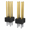 Rectangular Connectors - Headers, Male Pins -- 75844-140-20-ND -Image