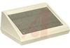 Enclosure; ABS Plastic; 10.013 in.; 8.025 in.; PC Bone -- 70080035
