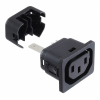 Power Entry Connectors - Inlets, Outlets, Modules -- 486-2896-ND - Image