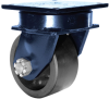 Ultra Heavy Duty Kingpinless Caster -- 125 Series