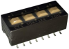 DIP Switches -- 204-124LPST-ND - Image