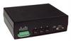 L-com CAT6 A/B Network Switch w/ IP Ethernet Control - Latching