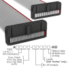 Rectangular Cable Assemblies -- A3DDH-2618G-ND -Image
