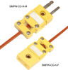 Thermocouple Connector Flat 2 Pin -- SMPW-CC - Image