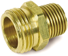 Garden Hose Solid Fitting 3/4 MGH x 1/2 MPT -- VM-140038