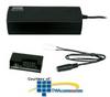 Valcom 4 Amp Receptacle Mount Power Supply -- VP-4124D