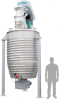 Stationary Intensive Mixer -- PMD / PMD-VC