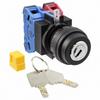 Keylock Switches -- 1110-3515-ND - Image