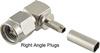 SMA Connectors, Solder Crimp Type, Right Angle Plugs -- SMA-LP-15D2V - Image