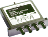 Coaxial Switch - 4-Port, DC to 4 GHz -- Agilent 8763A