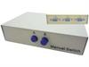 2-Way DB9 Manual Switch Box -- 85-875