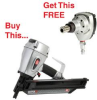 GRIP RITE 28deg Wire Weld Framing Nailer. Includes a FREE -- Model# GRTWF83