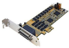 StarTech.com 16 Port Low Profile RS232 PCI Express Serial Ca -- PEX16S952LP