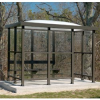 Dome Roof Outdoor Shelters -- 3375303