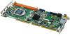 Advantech EVA-X4300 ISA Half-size SBC with VGA/LCD/LAN/CFC/USB and PC/104 -- PCA-6742 - Image
