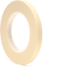 3M Scotch 2364 Performance Masking Tape Tan 12 mm x 55 m Roll -- 2364 12MM X 55M -Image