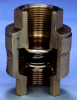 DFT® In-Line Check Valve -- DFT® Model SCV