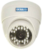 Indoor 24 IR Day & Night Dome Color Camera -- SIRD24-75443
