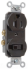 Combination Switch/Receptacle -- 691-TR -- View Larger Image