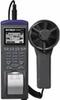 Datalogging/Printing Anemometer & Psychrometer -- EX451181