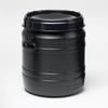 55 Liter UV Safe Plastic Drum -- 6942 - Image
