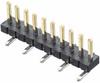 10 Pos. Male SIL Vertical SMT Conn. (T+R) -- M50-3631042R - Image