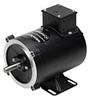 AC MOTOR 0.5HP 1800RPM 56C 230/460VAC 3-PH ROLL-STEEL MICROMAX -- Y360 - Image