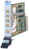 50? SP4T Terminated 6GHz Multiplexer -- 40-882-001 - Image