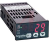 TEMPERATURE CONTROLLER, 24X48, TC/PT100, 1 EMR, MODBUS, 100/240 VAC -- 70060715