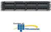 Panduit® DP6 48-Port Plus Patch Panels -- DP48688TP