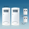 Wireless EconomicalAlarm System w/Infrared- PAIR