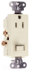 Combination Switch/Receptacle -- 681-LACC6 -- View Larger Image