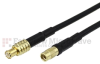 MCX Plug to MMCX Jack Cable RG-174 Coax in 120 Inch -- FMC0724174-120 -Image