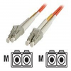 StarTech.com Multimode 50/125 Duplex Fiber Patch Cable LC - -- 50FIBLCLC35