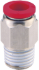 Pneumatic Airline Fittings -- Pneumatic Air Line Fittings - Image