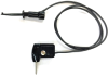XM Micro-Hook to Meter Pin Plug, 22 AWG PVC Test Lead -- 206XM -Image