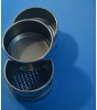 3 Inch Stainless-Steel Sieve Mid Point Certified(Fine Mesh) -Image